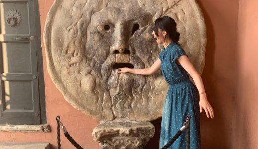 食と歴史と芸術と。イタリア女子旅!