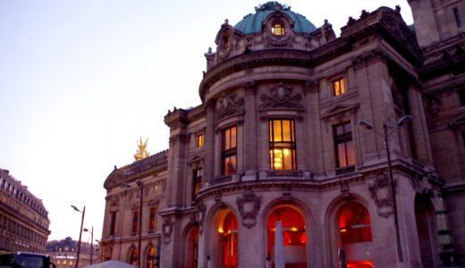 刺激と情熱に溢れる街、パリの魅力を想像する